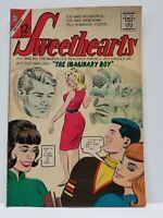 Sweethearts Volume 2 #83 August 1965 Charlton Comics Romance Comic Book vintage