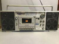 Rare Vintage Triumph RR 3005 Radio Cassette Player