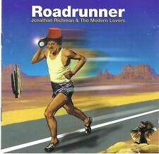 Jonathan Richman and the Modern Lovers - Roadrunner - Castle CD - 1998