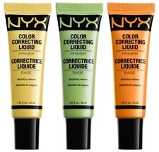 NYX Color Correcting Liquid Primer 1.01OZ FOUNDATION MAKEUP BASE - FREE US SHIP