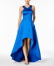 Adrianna Papell Embellished High-Low Gown MSRP $229 Size 8 # 7А 451 Blm