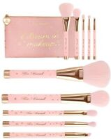 too faced 6 pc Christmas Dreams Essential Cruelty-Free Brush Set-Limited Edition