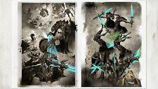 Game dota 2 jim murray characters Silk Poster Wallpaper 24 X 14 inch