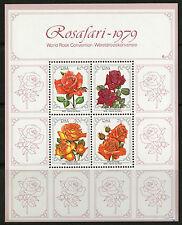 South Africa  1979  Scott #528a  Mint Never Hinged Souvenir Sheet