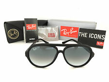 100% Authentic Ray Ban Cats 5000 RB4125 601/32 59mm Gradient Lens Size
