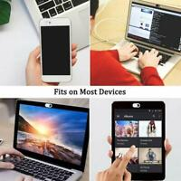 Webcam Cover 10 Pcs Camera Sticker Slider Laptop Mobile Tablet