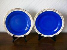 Unboxed George Jones Pottery Dinner Plates