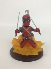 Deadpool QMX Collectible QFig Marvel Collectible Figure Loot Crate Exclusive