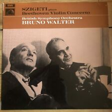 HQM 1224 Beethoven Violin Concerto / Szigeti / Walter / BSO