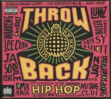 Various Artists - Throw Back Hip Hop (CD Album)