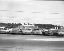 Photo. 1960s. Key West, Florida. Kar King used automobiles