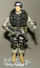 1:18 Unimax Forces of Valor U.S Army Recon Delta Ranger Team Action  Figure