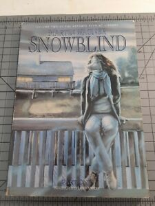 Snowblind Part 1, Vol 2 Hepcats Reprint Libraryartin Wagner 1995 Graphic Novel