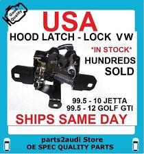 HOOD LATCH LOCK  VOLKSWAGEN 98.5-06 GOLF GTI, 99.5-05 JETTA (ALL MK IV BODIES)