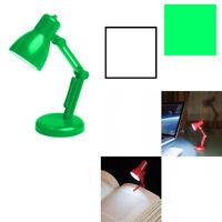 Mini Lampada Luce Led Portatile Con Clip Libro Viaggio Scrivania Lettura 793