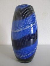 Große VINTAGE Studio Glas Vase-Künstlervase-traumhaft schön