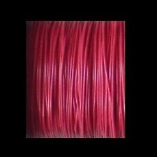 1M RED Tri Rated control / equipment wire 2.5mm 14AWG Tri Rated Red 2.5mm