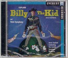 "CD Aaron Copland ""Billy the Kid/Third Symphony"" Neu/OVP"