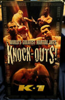 K-1 Greatest Knock-Outs! VHS