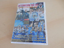 AFC WIMBLEDON 2002-2012 10 x DVD. 10 SEASONS ROUND UPS, CCL TO FOOTBALL LEAGUE