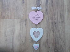 Baby Shabby Chic Decorative Door Signs/Plaques