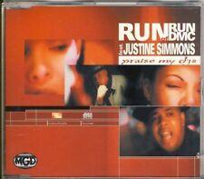 Run DMC-Praise My DJs 4 TRK CD MAXI 1999