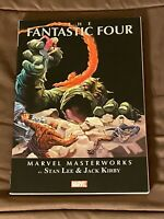 The Fantastic Four Marvel Masterworks Volume 1, Marvel Comics Trade Paperback