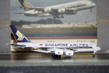 Magic Models 1:400 Singapore Airlines Airbus A380-800 F-WWDD 131-400 Model Plane