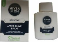 Nivea Sensitive After Shave Balm For Men NO BURNING on Application- 100 ml