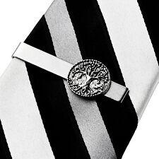 Tree Tie Clip - Tie Bar - Tie Clasp - Business Gift - Handmade - Gift Box