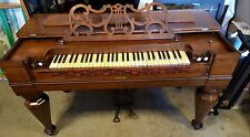 Refurbished Early 1800's Antique Rosewood Melodeon