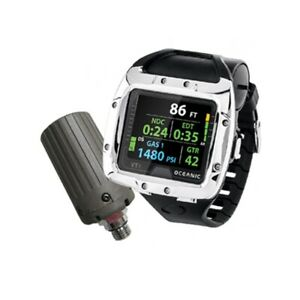 Oceanic VTX Wrist Scuba Diving Computer Complete with USB & Transmitter Dive Com