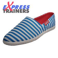 Calzado de hombre adidas color principal azul de lona
