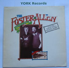 FOSTER & ALLEN - The Foster & Allen Selection - Ex LP Record Ritz RITZLP 0008