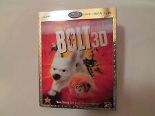 Bolt (3D/Blu-ray/DVD, 3-Disc Set,W/Digital;3D) Lenticular Lens Sleeve New Disney