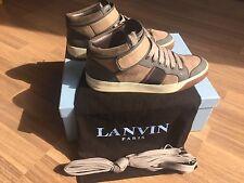 Lanvin Sneaker Men Mid-Top Basket EU-Size 43/US-Size 10