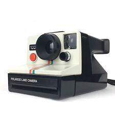 Polaroid 1000 (Testé) / Appareil Photo Vintage Bouton Rouge (film SX-70)