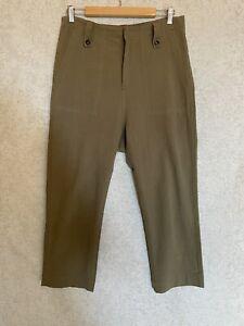 Bohemian Traders Ladies Linen Drop Crutch Pants Size XS NWT