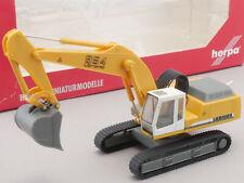 Herpa 148931 - Modellino di Escavatore Cingolato Liebherr R954