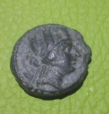 "Greek PHRYGIA APAMEIA MARSYAS  DOUBLE FLUTE ""Desired"" (JU5)"