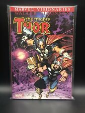 MARVEL VISIONARIES: THE MIGHTY THOR Walter Simonson