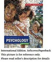 Introduction to Psychology by Plotnik and Kouyoumdjian(International Edition)
