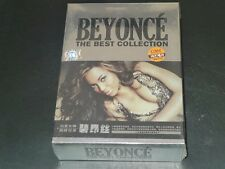 Beyonce The Best Collection [4CD+4DVD] Box Set