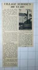 1956 Kirkby Hill Grammar School Four Hundredth Anniversary