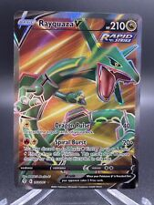 Pokémon TCG - Rayquaza V 193/203 Full Art - Evolving Skies - NM/M