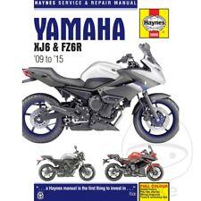 Yamaha XJ6 600 S Diversion 2010 Haynes Service Repair Manual 5889