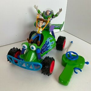 Toy Story Signature Collection RC Remote Control Car IMC Vehicle WORKS!