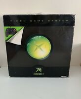 Boxed Microsoft Original Xbox Console Bundle With 2 Controller, Cables & Manuals