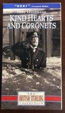 Kind Hearts And Coronets Vhs 1994 Alec Guinness Vhsshop.com