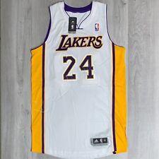 NBA JERSEY LOS ANGELES LAKERS KOBE BRYANT ADIDAS AUTHENTIC REV 30 SZ XL LEBRON
